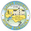 Logo for Gates County