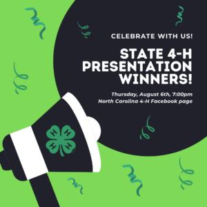 State Presentation Winners